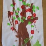 ein Apfelbaum